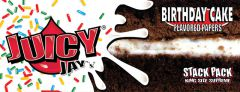 Juicy Jay's Flavored Rolling Papers - Birthday Cake