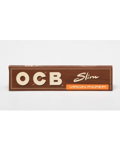 "OCB ""Virgin"" Unbleached Slim"