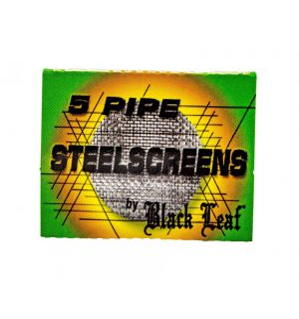 Pipe Screens 25mm 5-pack