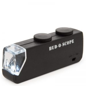 Bud-O-Scope Illuminated Zoom Microscope 60x-100x