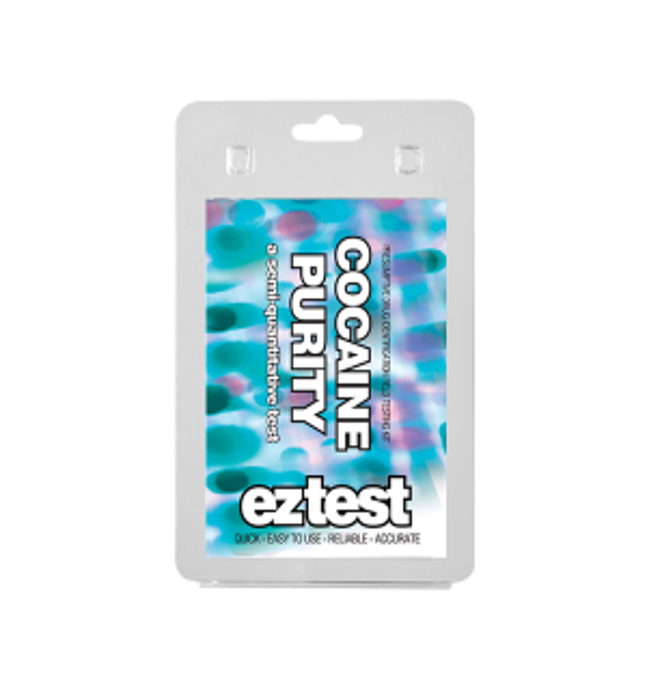 EZ Test Cocaine Purity Test