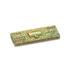 Greengo King Size Rolling Papers + Tips
