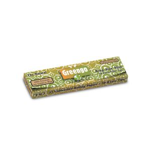 Greengo King Size Slim Rolling Papers + Tips