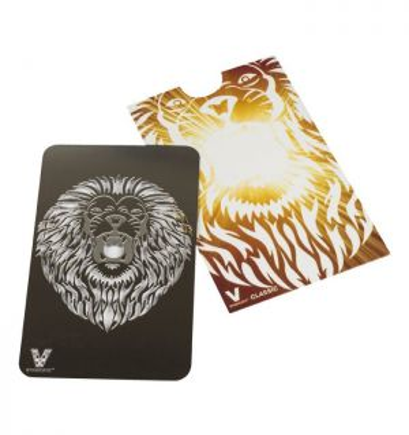 Grinder Card Zion Lion