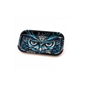 Rolling Tray - Owl