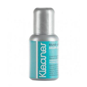 Kleaner Mouth and Body 30ml spray bottle