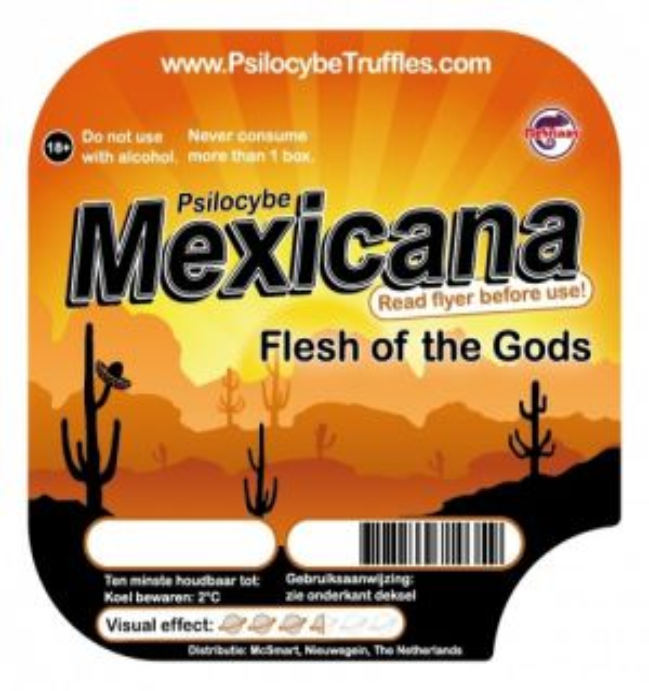 Mexicana Truffles - 20 grams