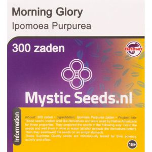 Morning Glory (300 Seeds) (Ipomoea Purpurea)