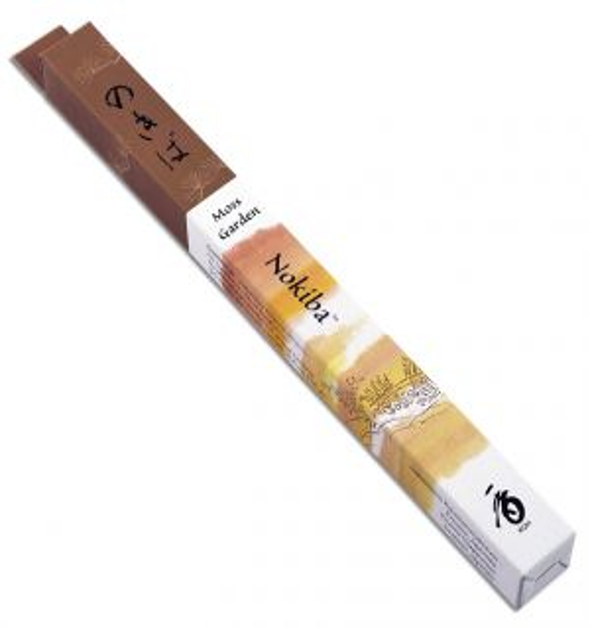 Nokiba - Moss Garden - Japanese Incense