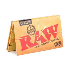 Raw Classic Single Wide Double Window