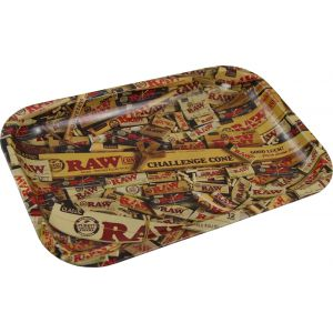 Rolling Tray - RAW Mix