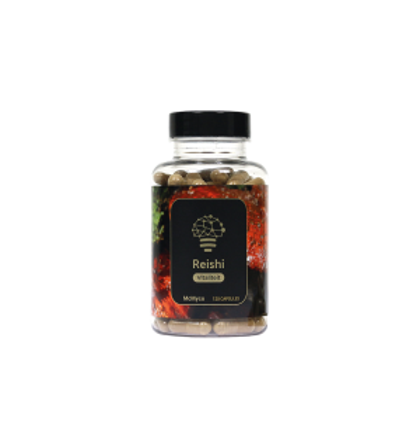 Reishi Extract - 120 Capsules
