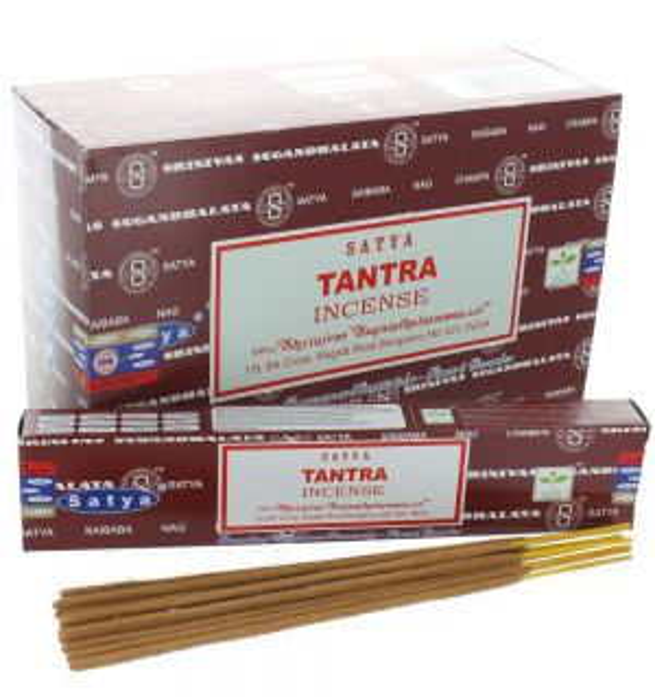 Satya Nagchampa Tantra Incense