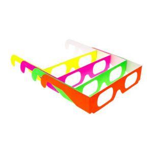 Trippy Space Glasses