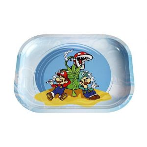Rolling Tray - Super High Bros.